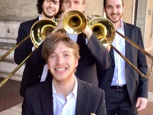 Paratico 16 luglio FantaBrass quartet in concerto