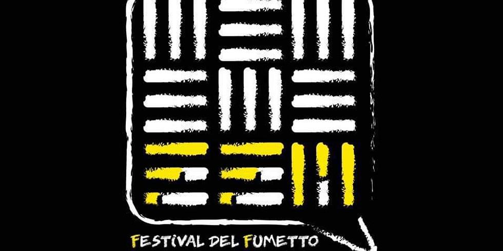 Ome 3-4-5 luglio Festival del Fumetto da Marciapiede