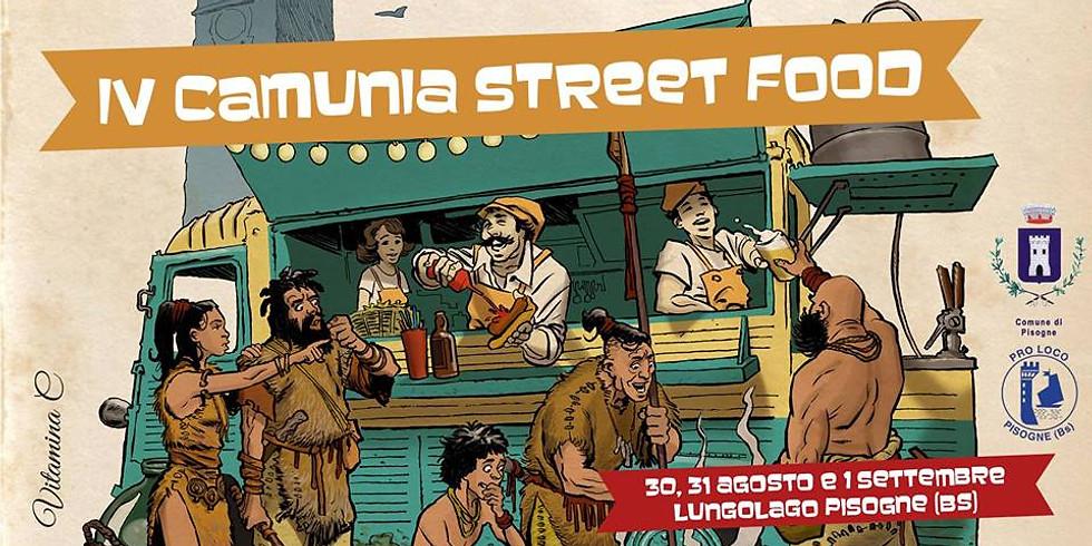 4° Camunia Street Food Festival