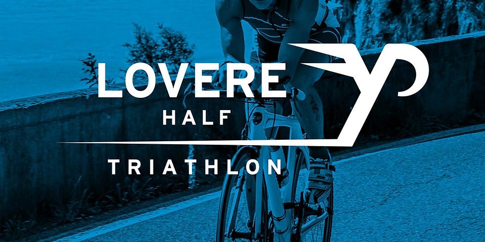 Lovere Half Triathlon 11 luglio 2021