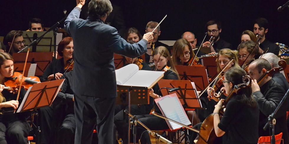 Concerto New Pop Orchestra a Predore