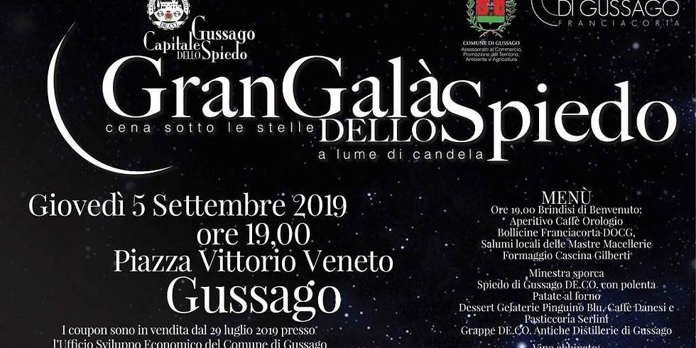 Gussago - trio live at Gran Galà dello Spiedo