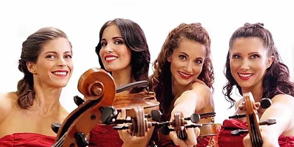 Alter Echo String Quartet mercoledì 12 agosto  alla Cittadella della Musica di Marone