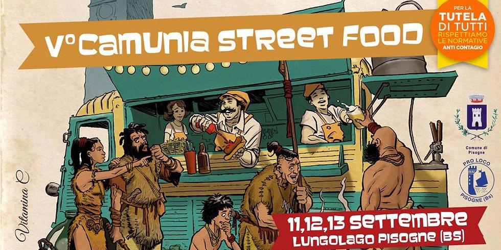 V° Camunia Street Food Festival