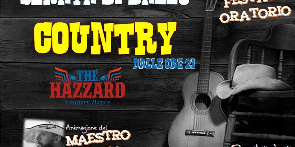 Paratico 3 agosto 2019 Balli Country