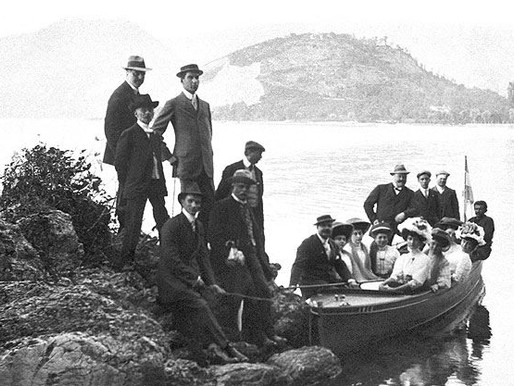 Famiglia Cittadini 1913, Pilzone d'Iseo, Villa Argentina