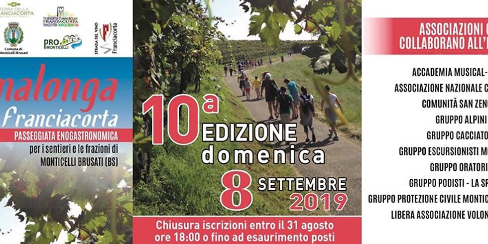Monticelli Brusati - Magnalonga di Franciacorta 2019