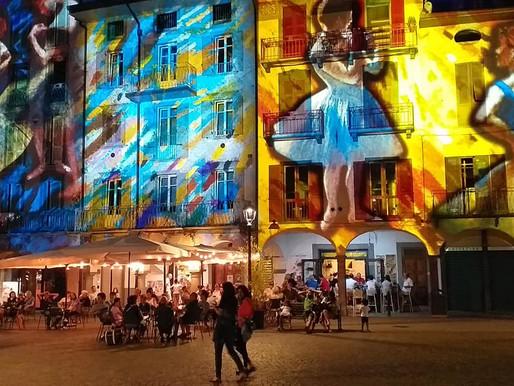 Lovere, il Borgo della luce fino a domenica 12 settembre 2021 - h. 21:30