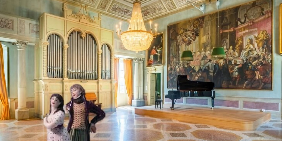 Lovere - Accademia Tadini - Un'estate (magica) di sere incantate  La Galleria del conte Tadini