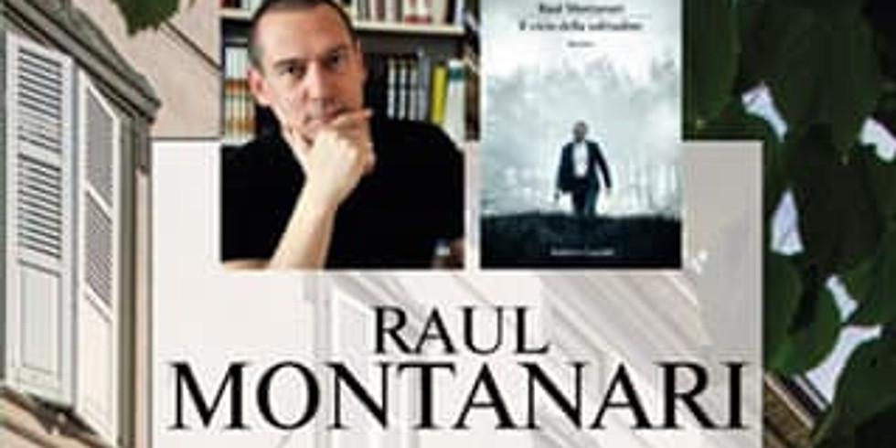 VOCI A PALAZZO La rassegna culturale che apre le porte delle dimore storiche di Sovere Raul Montanari