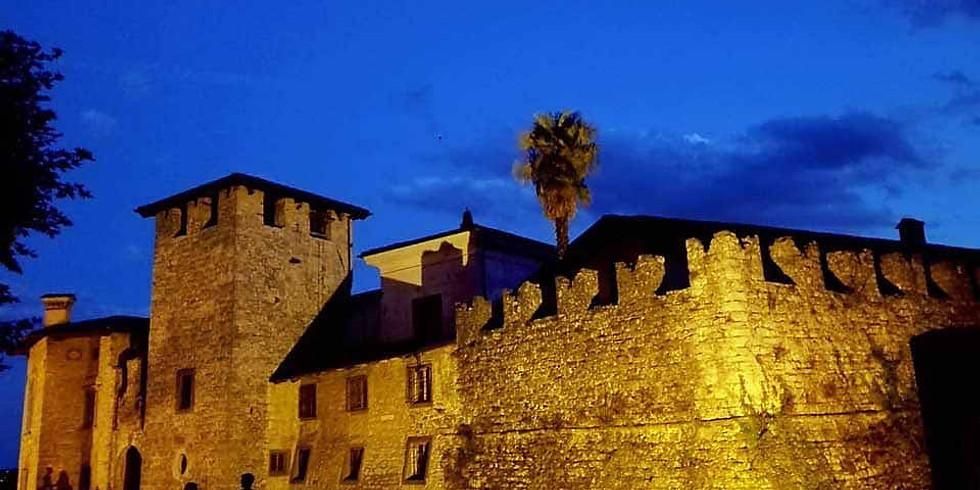 Visita al Castello dei Conti di Calepio 25 e 28 agosto