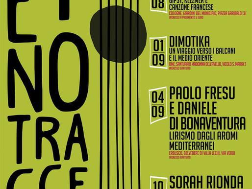 Etno-tracce 3za ed. rassegna musicale in Franciacorta, 4 concerti dal 28 agosto al 10 settembre 2021
