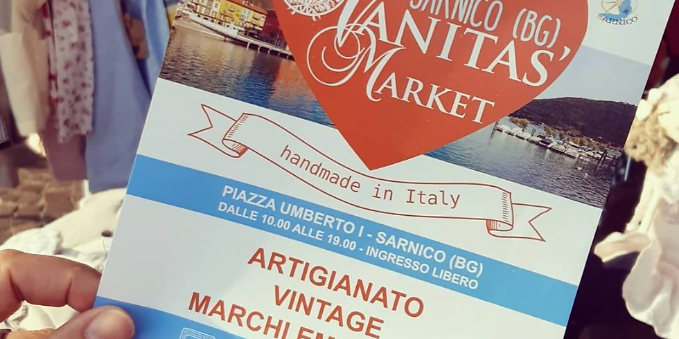 Sarnico Vanita's Market  17 novembre 2019