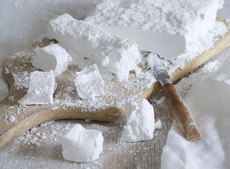 Deilige, fluffy marshmallows