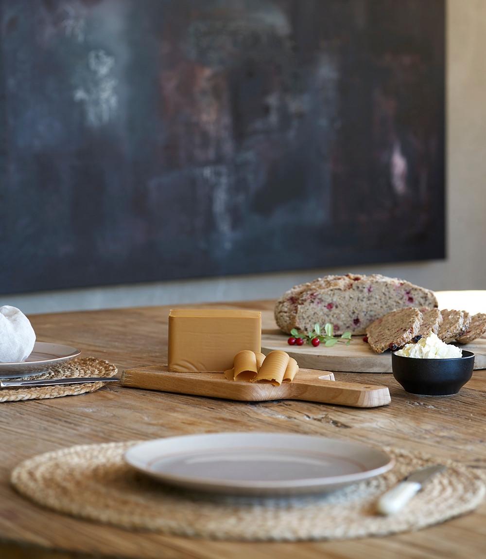 ELtefritt brød med tyttebær fra Det Glutenfrie Verksted