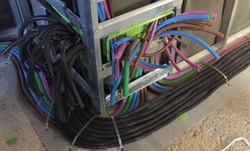 cavi elettrici impianti