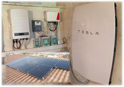 accumulo Tesla I