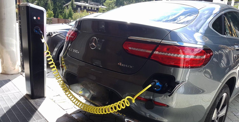 Mobilità Ricarica elettrica