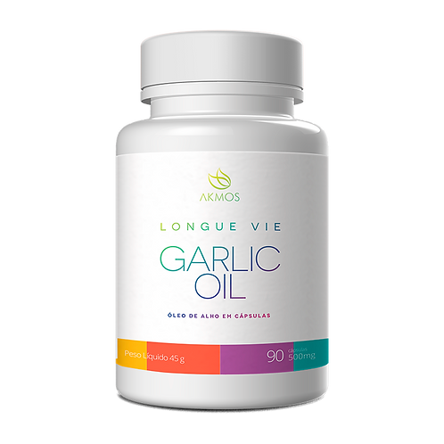 Long Vie Garlic Oil