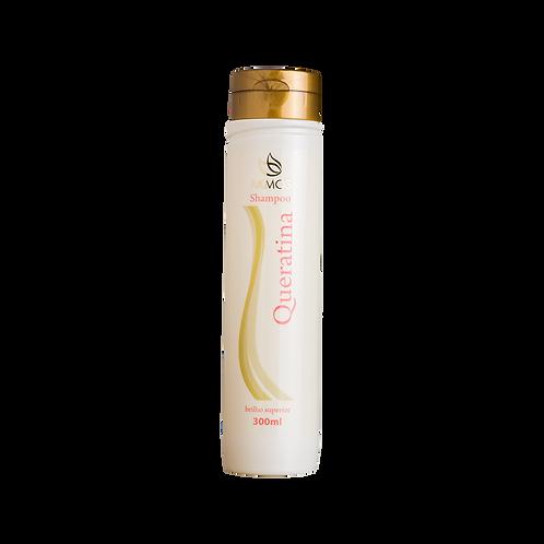 Shampoo sem sal Queratina 300ml