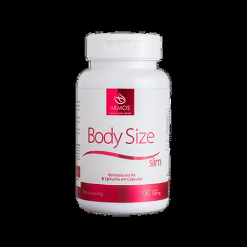 Slim Body Size 90 cápsulas