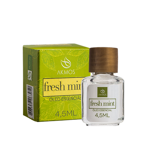 Óleo Essencial Fresh Mint 4,5ml