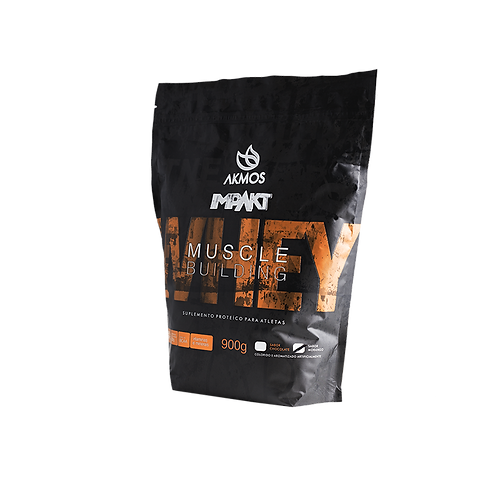 IMPAKT MUSCLE Whey Protein 900g