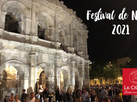 Ouverture du Festival de Nîmes hier soir avec Vianney