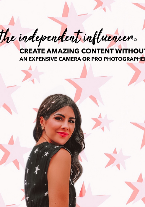 """The Independent Influencer"" E-Book"