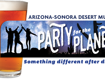 Party for the Planet at Arizona-Sonora Desert Museum