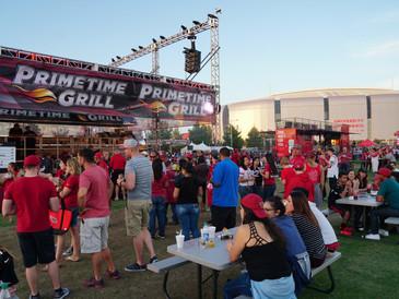 Primetime Grill at Arizona Cardinals 2017 NFL Draft Party
