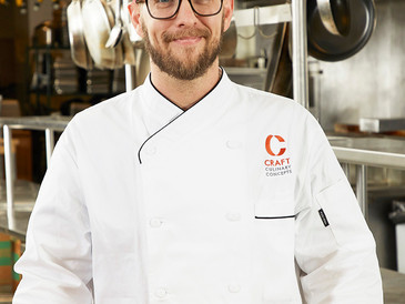 Chef Weston Holland - Arizona-Sonora Desert Museum