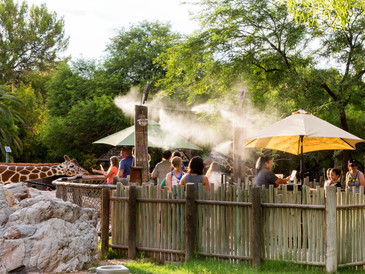 Craft is Pleased to be Selected as the Food and Beverage Provider for Reid Park Zoo