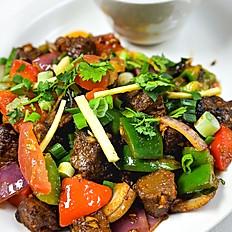 Goan Lamb Chilli