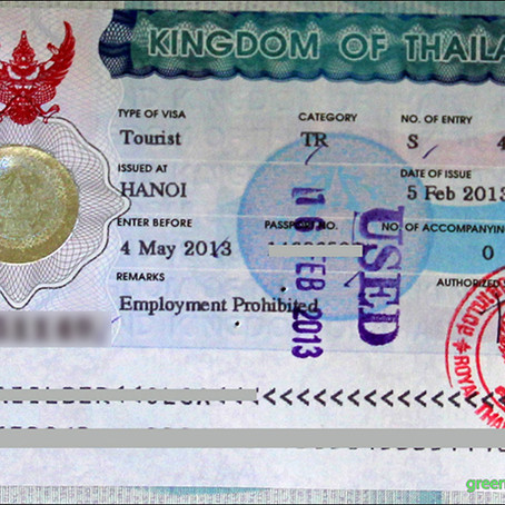 مكتب ترجمة معتمد من السفارة التايلاندية بالقاهرة -The Royal Thai Embassy in Cairo