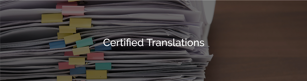 Certified translations - Translation offices in Maadi-Giza-Heliopolis