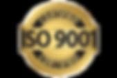 Certified translation ISO 9001