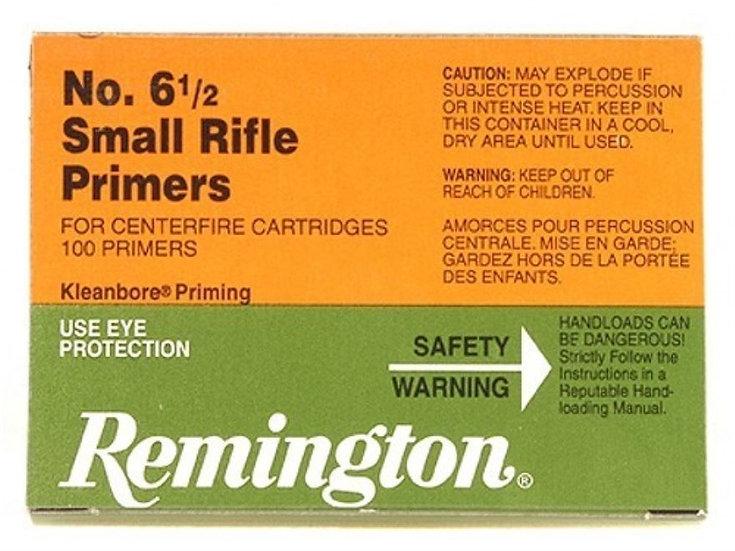REMINGTON 6 1/2 SMALL RIFLE PRIMERS