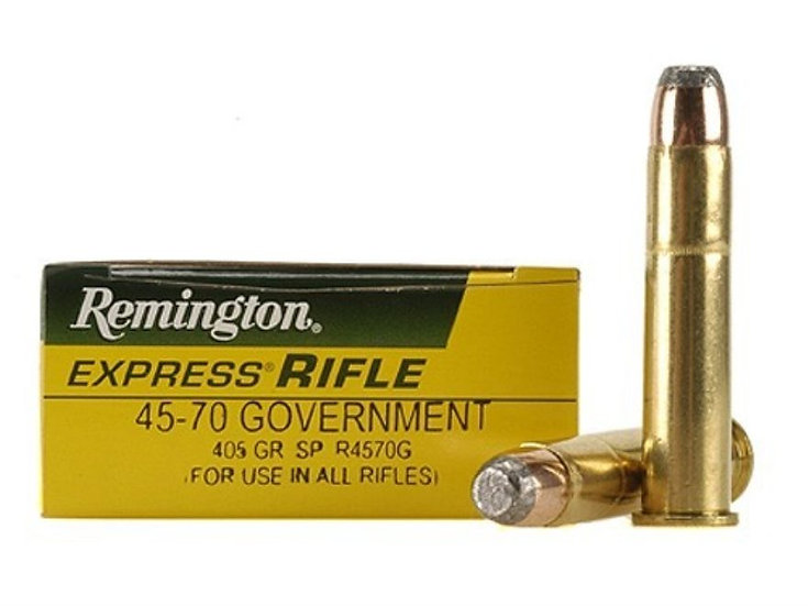 REMINGTON- 45-70 GOVERNMENT 405G SP