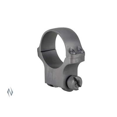 RUGER HIGH S/S HAWKEYE MATTE 30MM RING