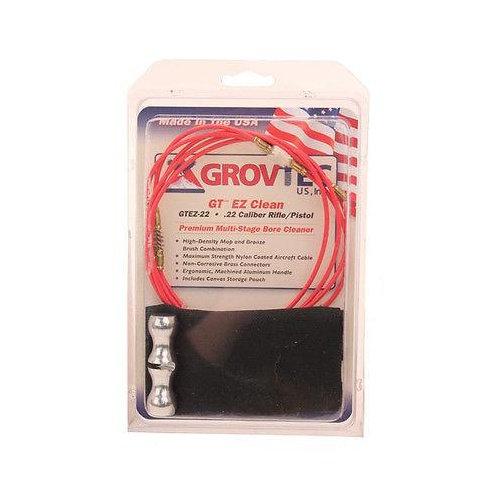 GROVTEC GT 17 CAL RIFLE PULL THRU
