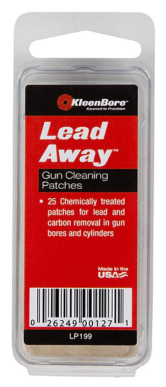 KBORE LEAD AWAY PATCHES