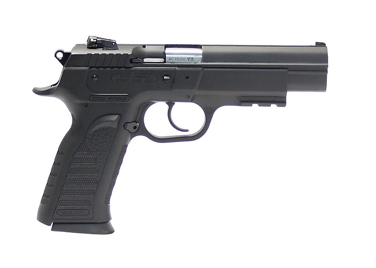 ALFA- COMBAT 9MM SEMI-AUTO PISTOL 121MM