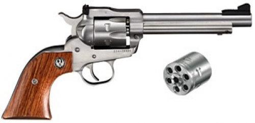 RUGER- SINGLE SIX 22LR/22MAG S/S 165MM 06 SHOT