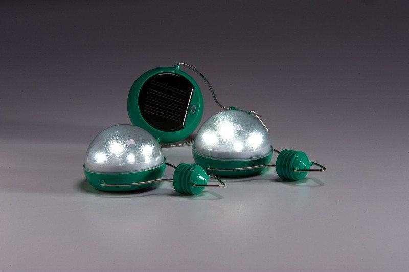 NOKERO N200 SOLAR LIGHT BULB RAIN PROOF