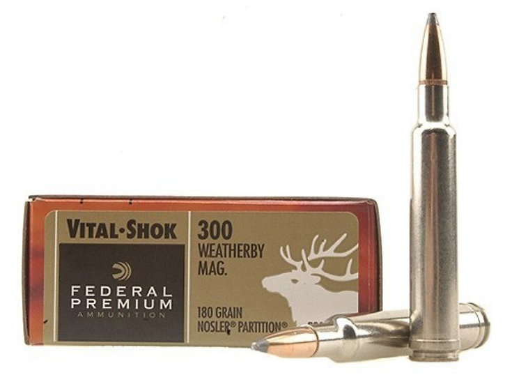 FEDERAL - 300WBY 180GR PARTITION