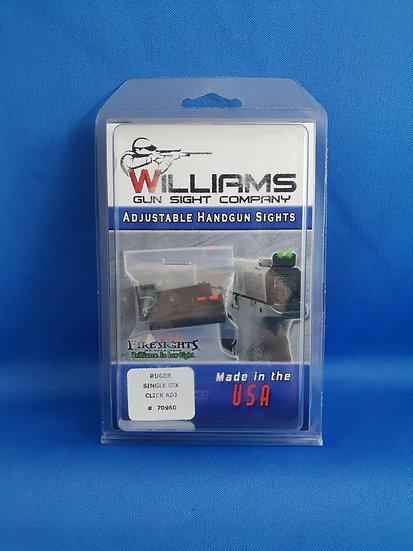 WILLIAMS SINGLE SIX CA FIRESIGHT SET