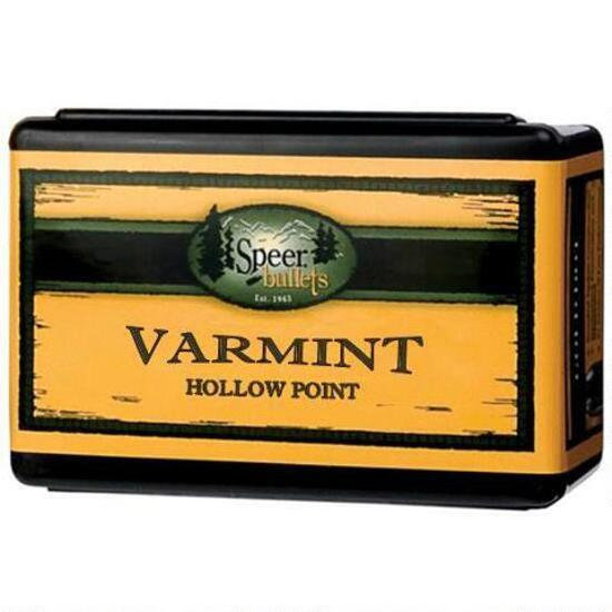 SPEER 7MM .284 115GR HP VARMINT