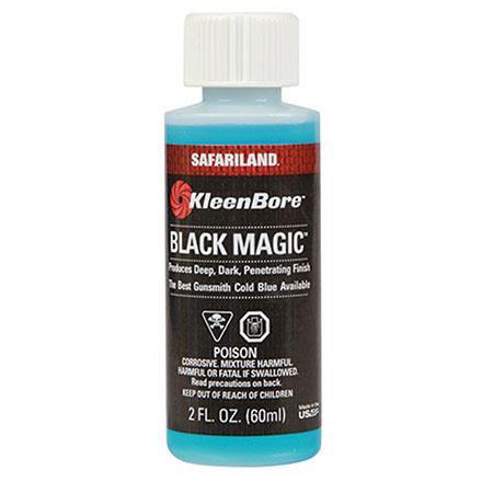 BLACK MAGIC COLD BLUING SOLUOTION
