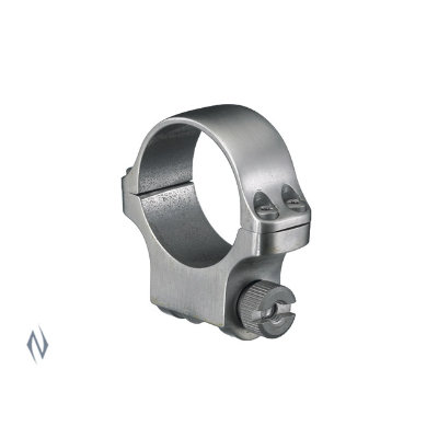 RUGER MEDIUM 4 S/S 30MM RING